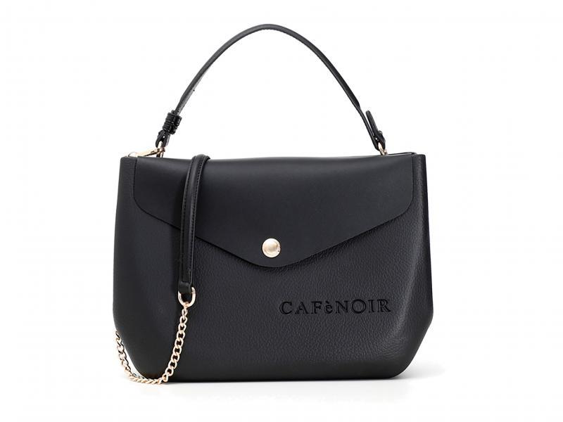 BAJ101 MULTIBOX Borsa donna Cafènoir Bauletto Eva Kit Composto da tasca removibile sacca in fodera
