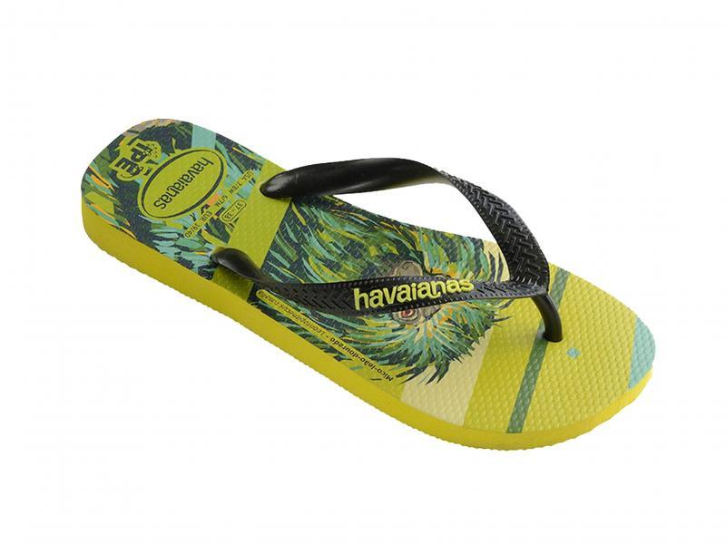 IPE NEON YELLOW Scarpa donna Havaianas ciabatta infradito
