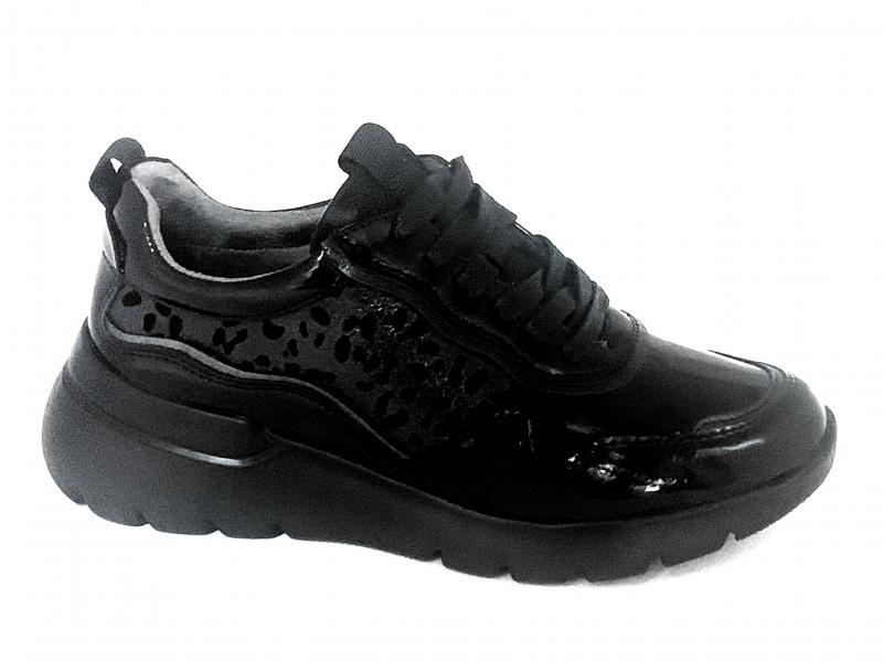 044967 NEGRO Scarpa donna Comfort by Xti sneaker nero