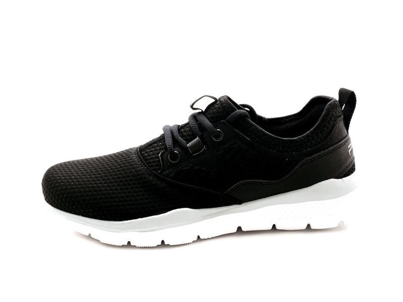 VOLO BLACK Scarpa uomo PE4K sneaker running plantare memory extra light nero