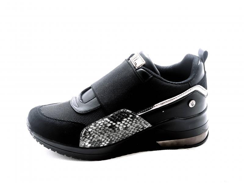 04452701 NEGRO Scarpa donna Xti sneaker slip-on nero