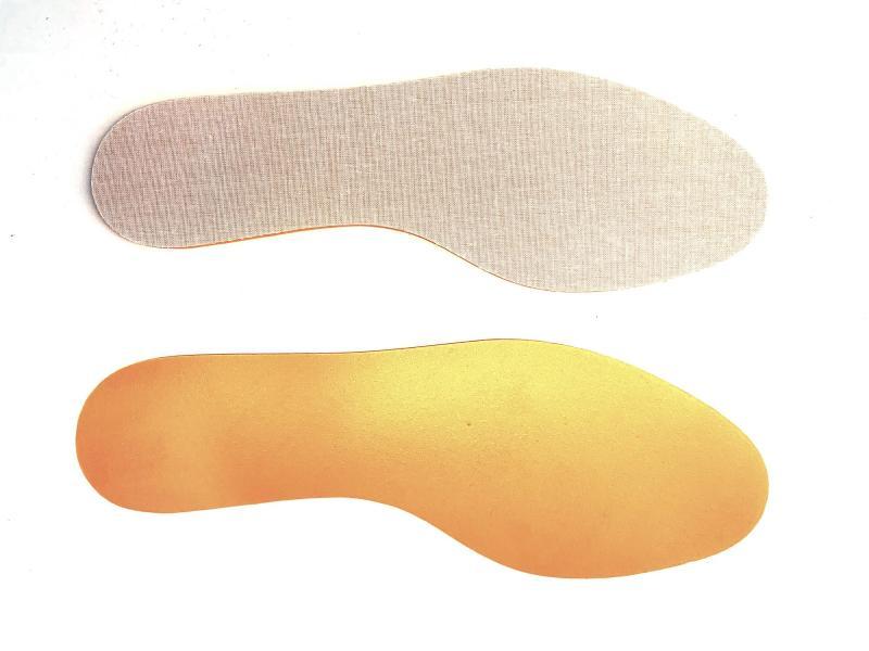 699 Memory Reflex soletta plantare antibatterico sottopiede memory foam
