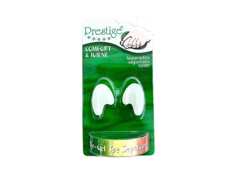 SG085SMALL  Separadida sagomato Prestige bio-gel comfort e igiene supporti e cuscinetti in morbido gel